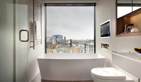 10 Gorgeous Minimal Bathrooms