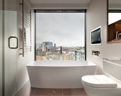 Studio Apartment Bathroom Houzz