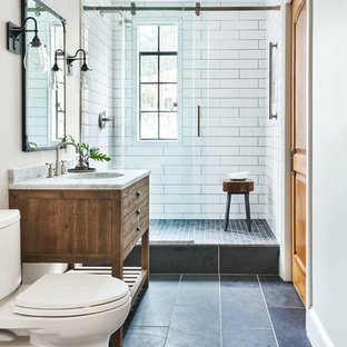 75 Beautiful Small Bathroom Pictures & Ideas | Houzz