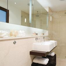 Contemporary Bathroom by Honky Architecture & Interior Design