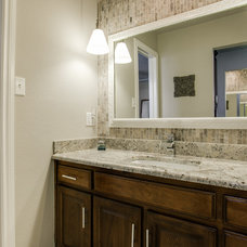 Traditional Bathroom by TEXAS TILE HOUSE