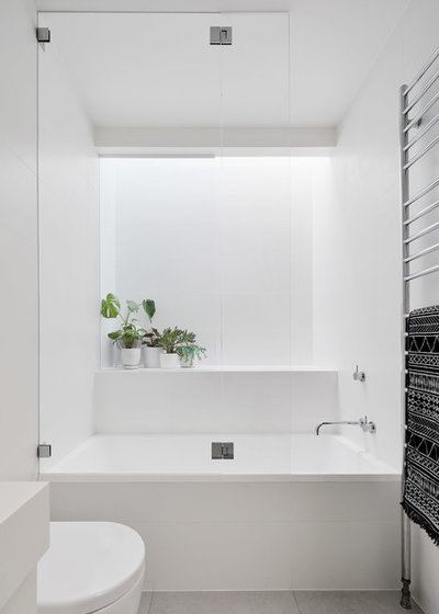 Contemporary Bathroom by NORTHBOURNE Architecture + Design