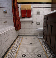 traditional bathroom by Mike Jarvis