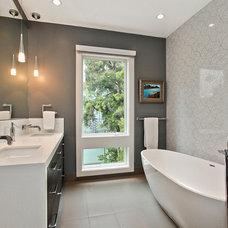 Contemporary Bathroom by Quality Bath