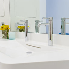 Contemporary Bathroom by Sterling Surfaces