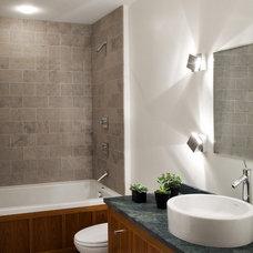Contemporary Bathroom by Siemasko + Verbridge
