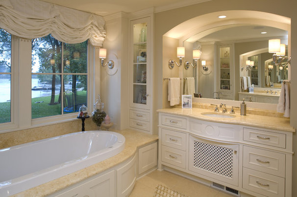 Traditional Bathroom by Eminent Interior Design