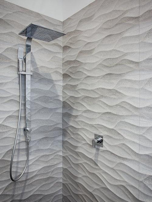 Salle de bain de taille moyenne porcelanosa zeus natural for Taille moyenne salle de bain