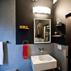Contemporary Bathroom by Chris A. Dorsey Photography