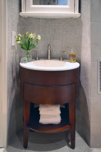 Contemporary Bathroom by Peter S. Balsam Associates