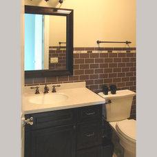 Traditional Bathroom by Groundwork, Ltd.