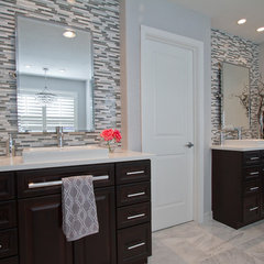 modern bathroom by Shawna Jaramillo