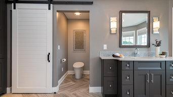 Pewaukee-Master Bathroom Retreat