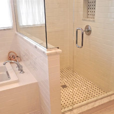 Traditional Bathroom by The Affordable Companies