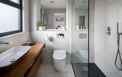 6 Smart Design Ideas for Your Small Bathroom