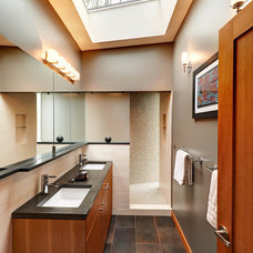 Contemporary Bathroom by lewis + smith