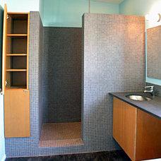 Modern Bathroom by Jim Burton Architects