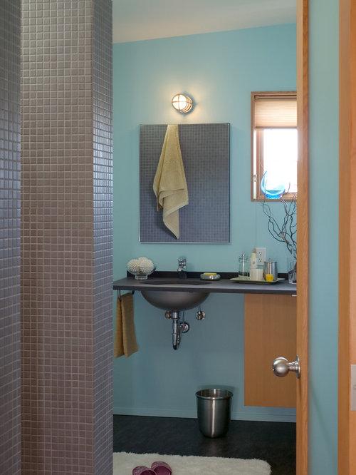 Floating Bathroom Cabinet | Houzz