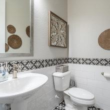 Secondary Bathrooms