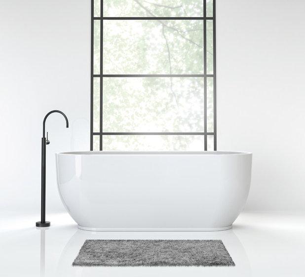wasser marsch schwarze armaturen im trend. Black Bedroom Furniture Sets. Home Design Ideas