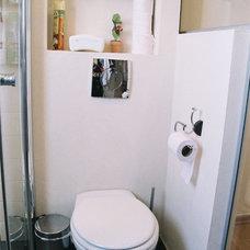 Contemporary Bathroom by Adva