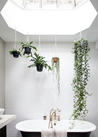 Rustic Bathroom by Adelina Iliev Photography