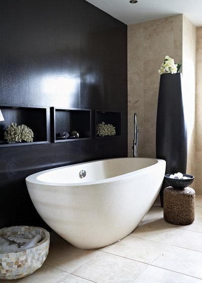 Contemporary Bathroom by Nick Carter Photo