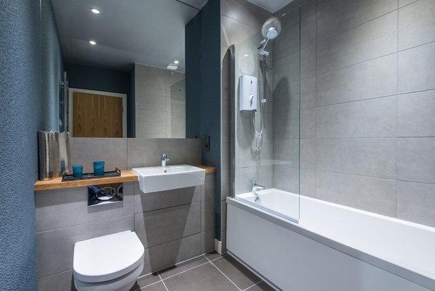 Contemporary Bathroom by Exposure Scotland Ltd