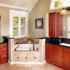 Traditional Bathroom by Kendale Design Build