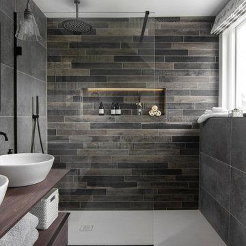 Photoshoot for a Bathroom Designer - South West