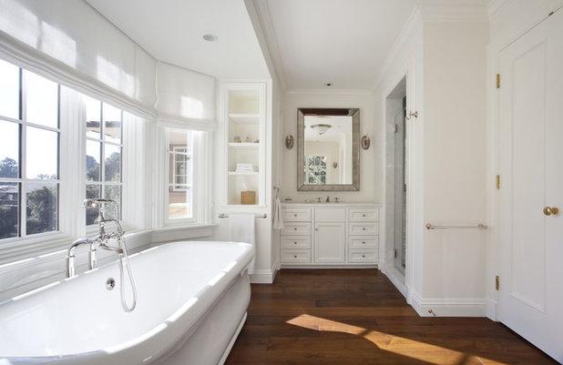 New Traditional Bathroom by Matarozzi Pelsinger Builders