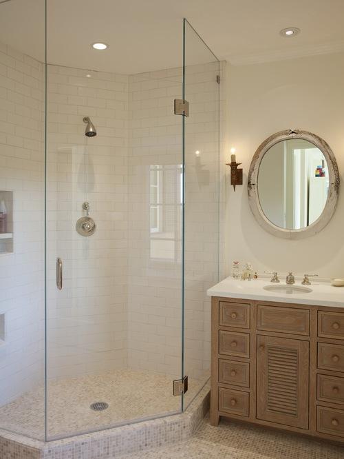 Neo Angle Shower Base   Houzz