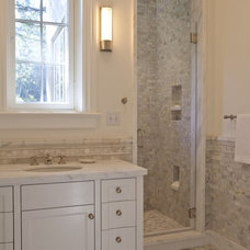 Traditional Bathroom by Matarozzi Pelsinger Builders