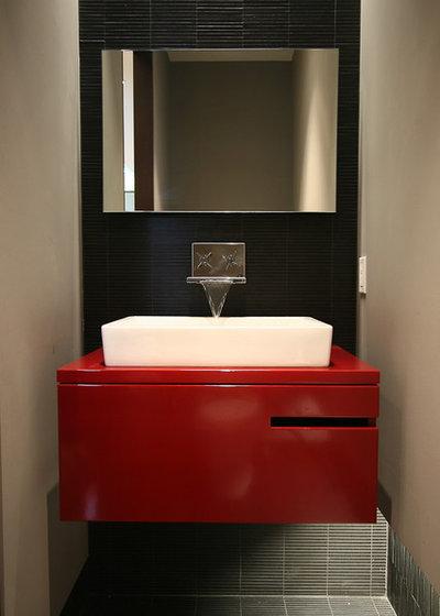 Contemporáneo Cuarto de baño by Lucid Architecture
