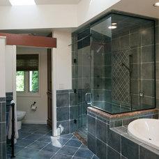 Contemporary Bathroom by HBF plus Design
