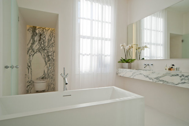Contemporary Bathroom by Perfect Integration Ltd