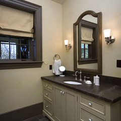 bathroom by Wright Design