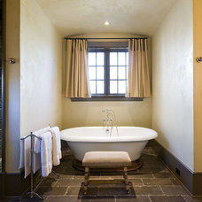 Rustic Bathroom by Wright Design