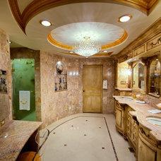 Traditional Bathroom by Jane Kelly, Kitchen and Bath Designer
