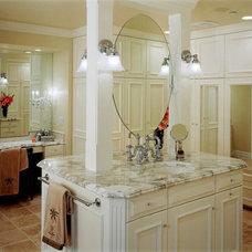 Traditional Bathroom by Margaret Dean at Design Studio West
