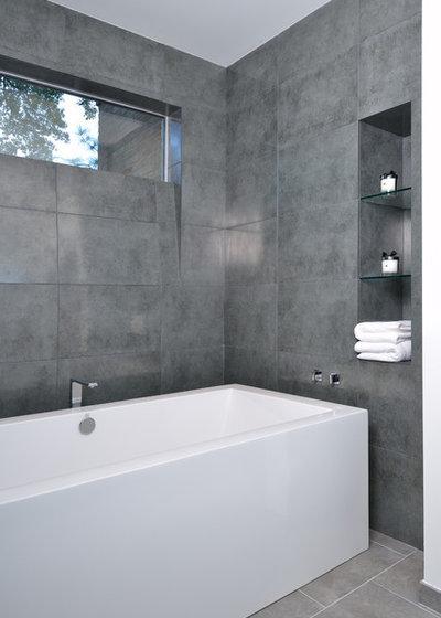 Modern Bathroom by RD Architecture, LLC
