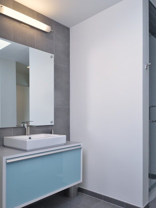 tile baseboard bathroom grey blue bathroom houzz 14658