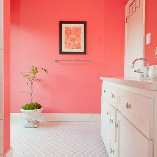 オースティンのコンテンポラリースタイルのおしゃれな浴室の写真