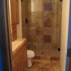 Albuquerque Transitional Bathroom Design Ideas Pictures Remodel And Decor