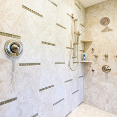 Traditional Bathroom by Haverford Homes