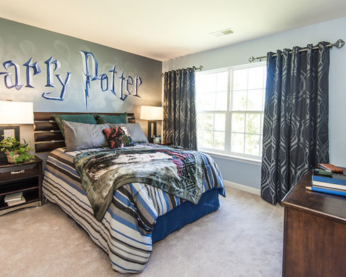 harry potter houzz. Black Bedroom Furniture Sets. Home Design Ideas