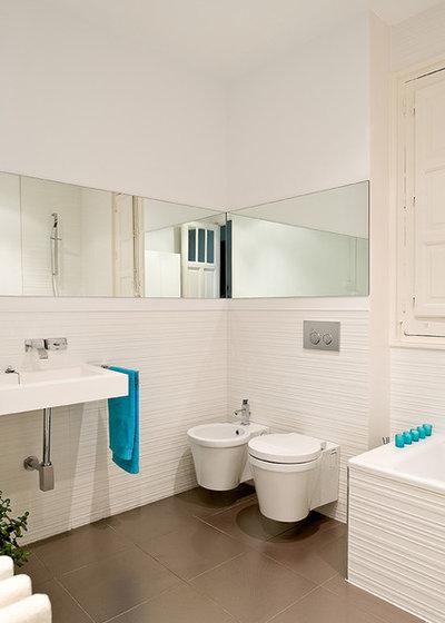 Contemporáneo Cuarto de baño by Interia
