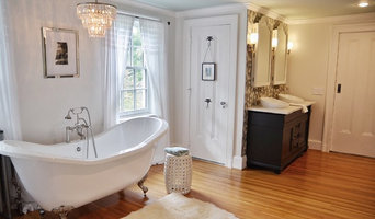 Pittsford, NY Traditional White Bathroom