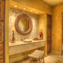 traditional bathroom by Sterling Custom Homes