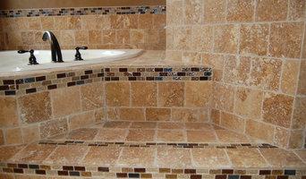 Plano Natural Stone Bathroom